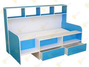 Детская кровать Бэби Стиль КР-4