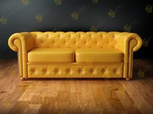 Прямой диван Честер Софт
