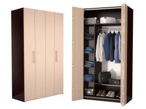 Распашной шкаф Дегар Ч3