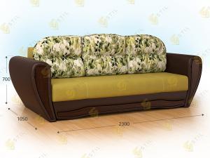 Прямой диван Дейлер 230