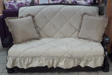 Прямой диван Дериан-140 выставочный образец