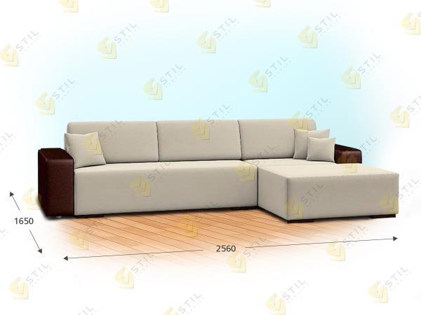 Угловой диван Детуш