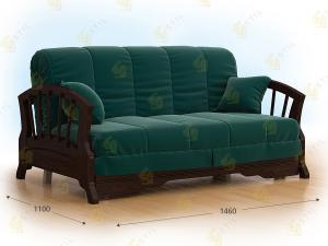 Прямой диван Фаджио 120