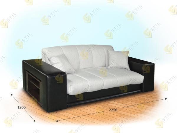 Прямой диван Фестиво