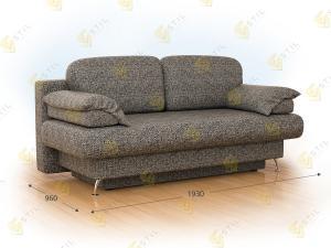 Прямой диван Фригерд