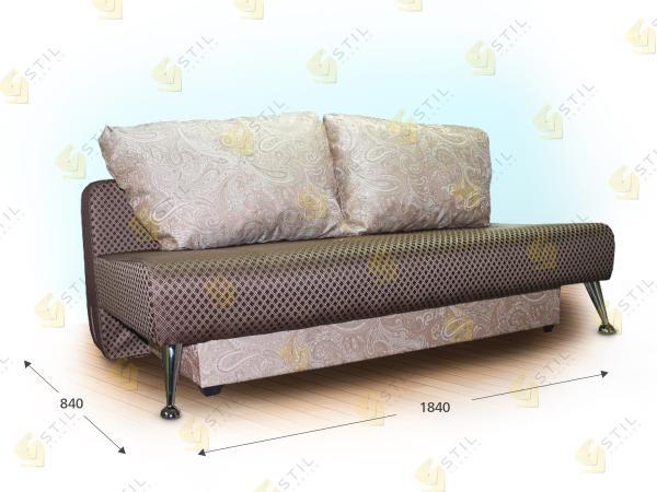 Прямой диван Грациозо