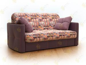 Прямой диван Граве 120 Сноу манго