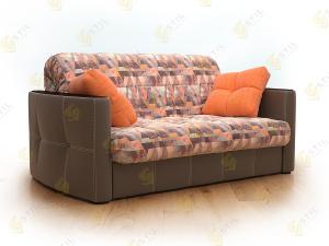 Прямой диван Граве 155 Сноу манго