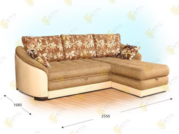 Угловой диван Хольст