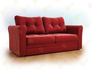 Прямой диван Йорк 140 Текстайл
