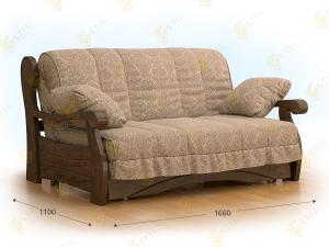 Прямой диван Ирбен 140