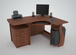 Компьютерный стол КС ПОИНТ С-11 на распродаже
