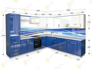 Кухня Калиса-11