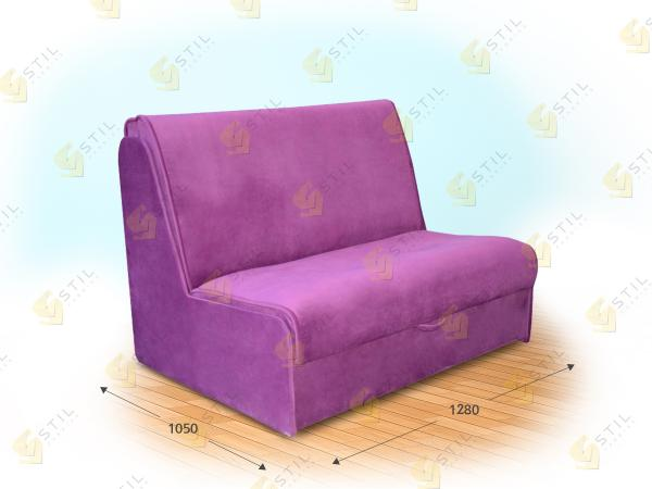 Прямой диван Каляндо 110
