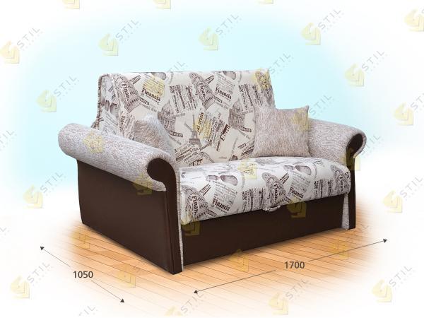 Прямой диван Кантабиле