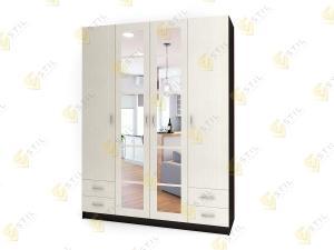 Распашной шкаф Лайт Люкс Ч46
