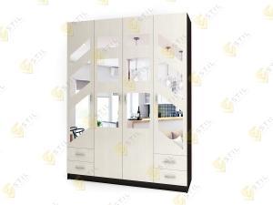 Распашной шкаф Лайт Люкс Ч53