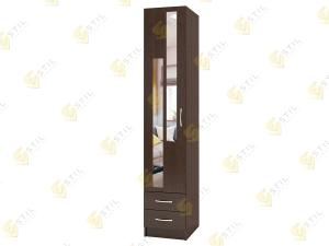 Распашной шкаф Лайт Люкс П35