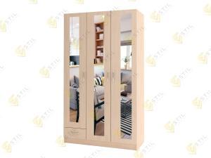 Распашной шкаф Лайт Люкс Т24