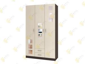 Распашной шкаф Лайт Люкс Т42