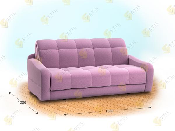 Прямой диван Леджеро