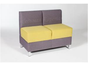 Кухонный диван Лион двухместный