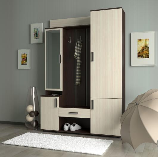 Мебель в прихожую Любава-7
