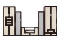 Стенка горка для гостиной М-5