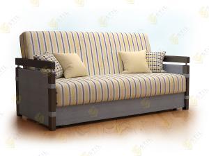 Прямой диван Майс 190 Классик Страйп 05