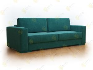 Прямой диван Мариас 200 Тринити Азур