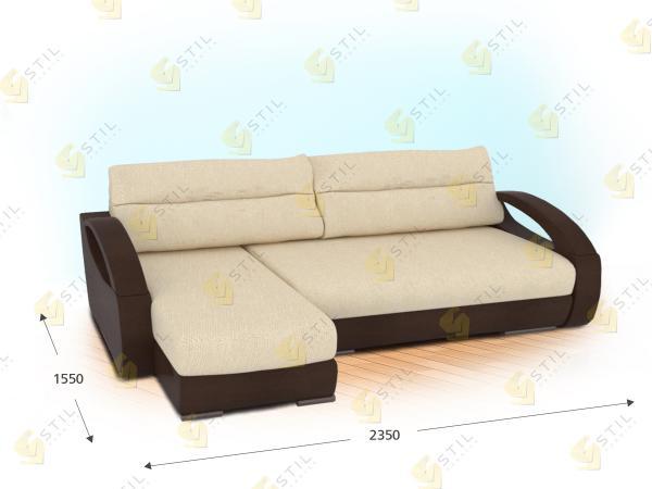 Угловой диван Масканьи