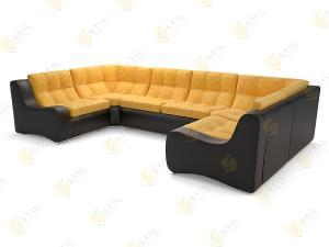 Прямой диван Метрополь XXXL