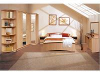 Комплект мебели в спальню Милена-9