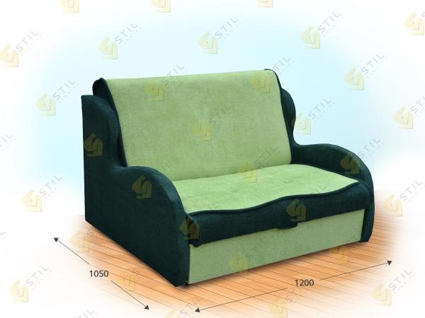 Прямой диван Модерато 120