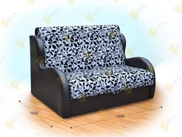 Прямой диван Модерато 140К