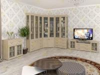 Стенка для гостиной Набор Витраж 10В