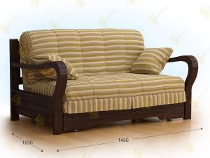 Прямой диван Ориф 140
