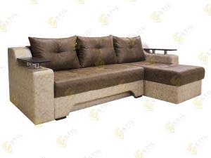 Угловой диван Пуленк