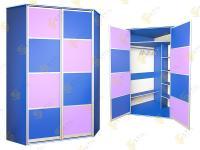 Угловой шкаф Радуга У-4