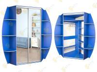 Угловой шкаф Радуга У-7