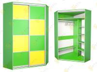 Угловой шкаф Радуга У-3