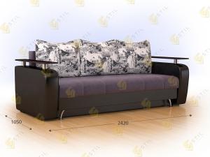 Прямой диван Рамар 200