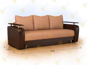 Прямой диван Рамар 210