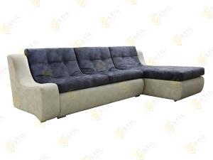 Прямой диван Релакс угловой