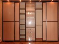 Шкаф встроенный-9