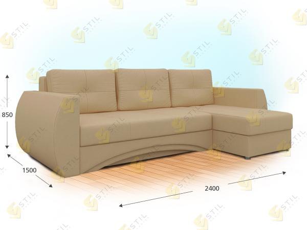 Прямой диван Шуберт