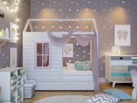 Детская кровать Сноу