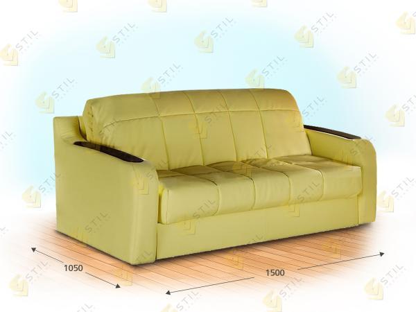 Прямой диван Соноре