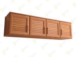 Навесной шкаф Стиль А-4Ж