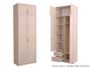 Распашной шкаф Стиль Д-9м